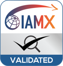 IAMX Validation Seal Small